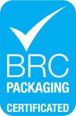 BRC Packaging Certified, Grade A High Hygiene.